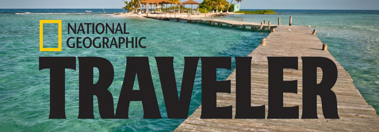 Goffs Caye National Geographic Traveler Feature