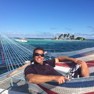 Matt Bamford Captain Belize Sailing Vacations