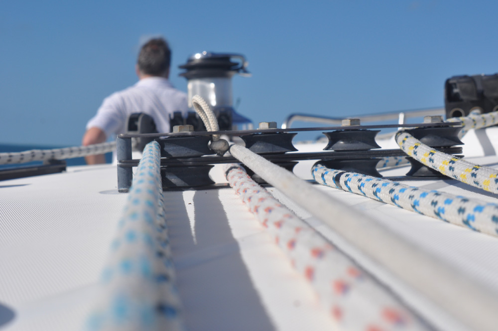 sailing asa charter luxury yacht belize