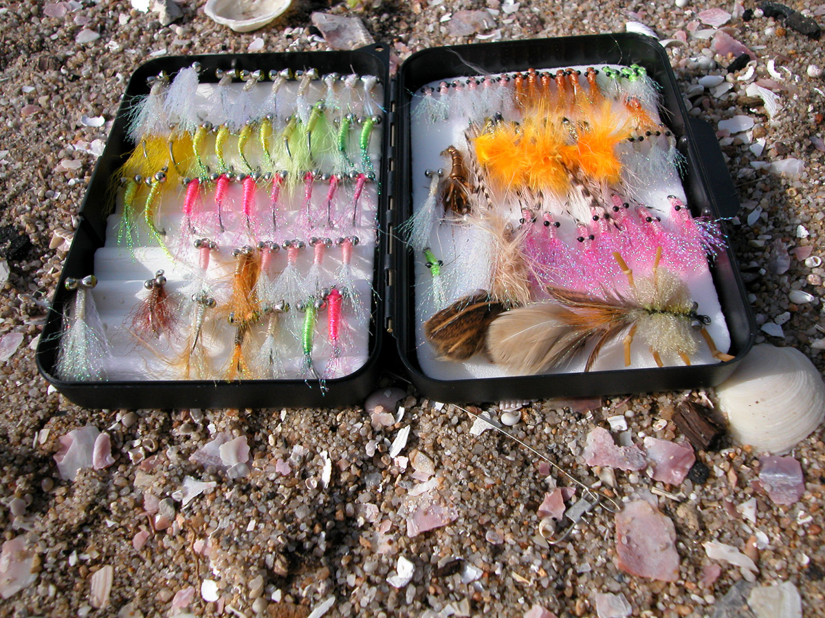 Travis' Bonefish Box
